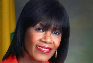 Jamaican Prime Minister Portia Simpson-Miller