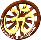Hindu council of birmingham logo