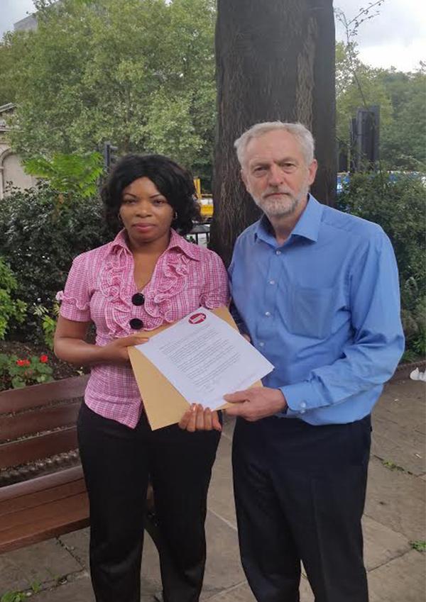 Ngongoand Corbyn