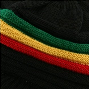 rasta colours
