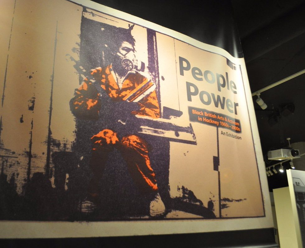 People Power, Hackney Museum till Jan 2017
