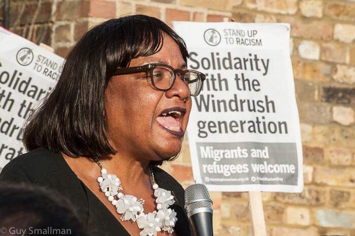 Dianne Abbott MP